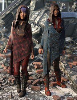 dForce Wander Outfit: Phantasm