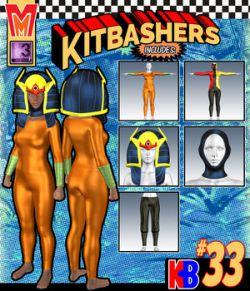 Kitbashers 033 MMG3F
