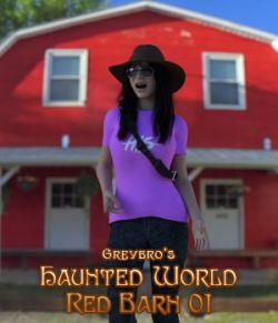 Greybro's Haunted World - Red Barn 01 HDRI