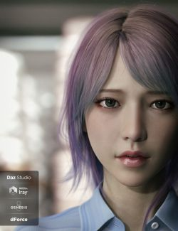 Ruo Xi Collection for Genesis 8 Female(s)