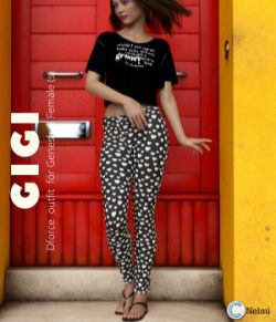 Nelmi- Gigi Outfit G8F