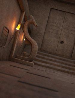 Fantasy Trapped Vault