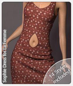 Sophie Dress for La Femme