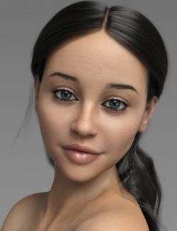 D.E.M. Yasmine HD for Genesis 8 Female
