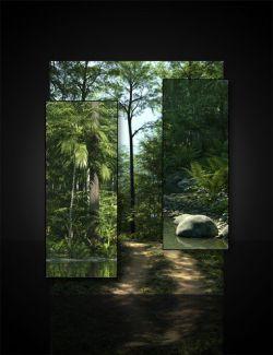 UltraScenery- Mossy Hollow