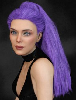 Texture Expansion for Biscuits Noa Hair