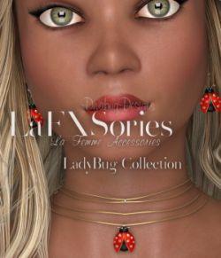 LaFXSories LadyBug Collection