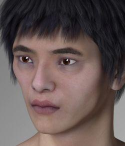 RA Asian Male M4