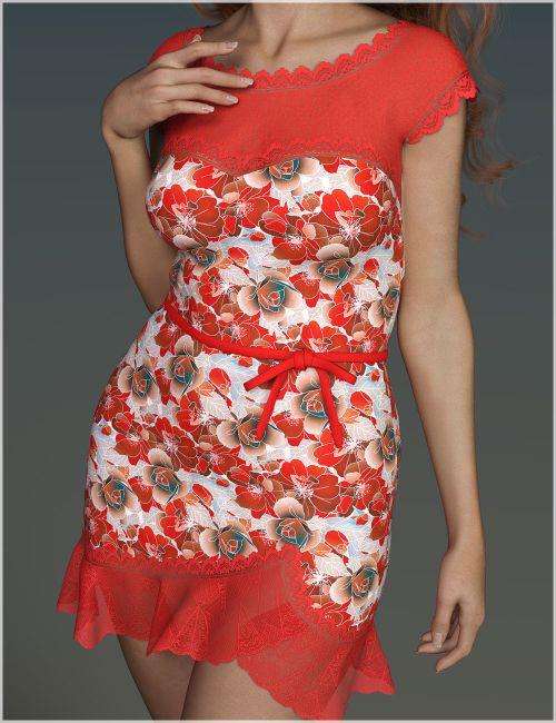 Stylish For dForce Jaila Candy Dress