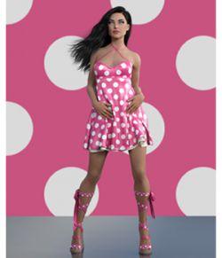 Guapa dForce outfit for Genesis 8 Females