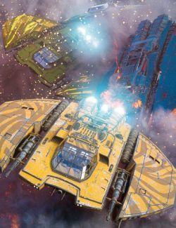 Starship Cyclone Troops