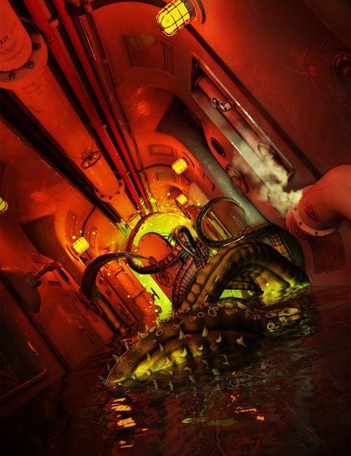 Submarine Corridor Kit