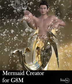 Merman Creator for G8M
