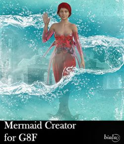 Mermaid Creator for G8F