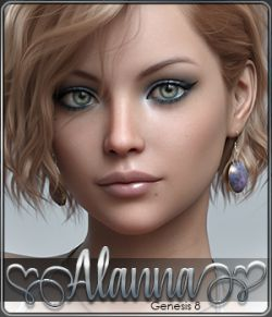 SASE Alanna for Genesis 8