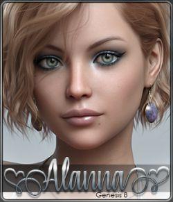 SASE Alanna for Genesis 8
