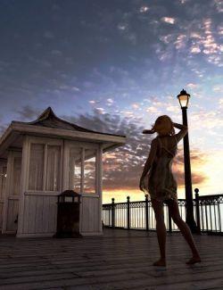 Orestes Iray HDRI Skydomes - Sunrise