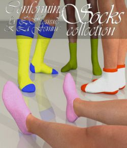 Conforming Socks Collection for L'Homme & La Femme