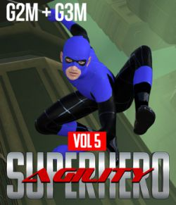 SuperHero Agility for G2M and G3M Volume 5