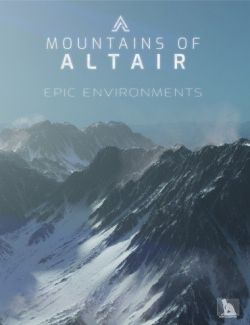 Epic Environments- Mountains of Altair