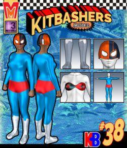 Kitbashers 038 MMG3F