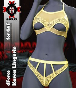 JMR dForce Karen Lingerie for G8F