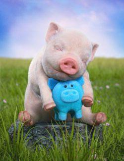 Fury The Piglet