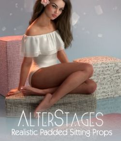 AlterStages - Padded Sitting Props