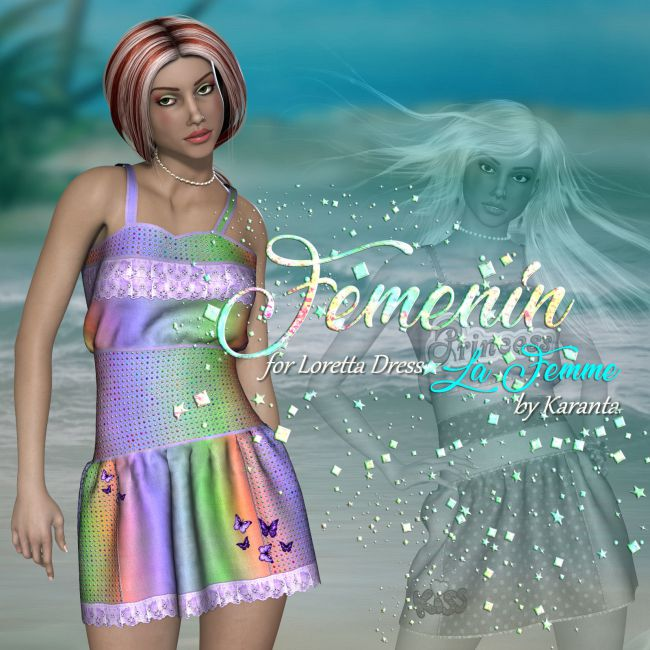 DA-Femenin for Loretta Dress