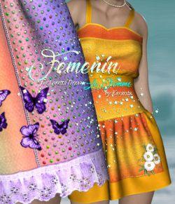 DA-Femenin for Loretta Dress