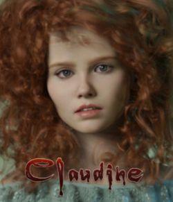 Claudine for Genesis 8 Female