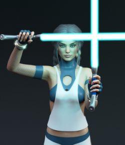 Aegis Sword III for Genesis 3 and 8 Females