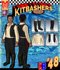 Kitbashers 048 MMG3M