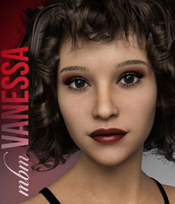 MbM Vanessa for Genesis 3 & 8 Female