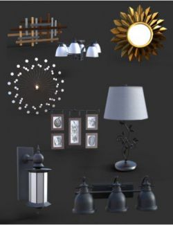 FG Decor and Lighting Pack
