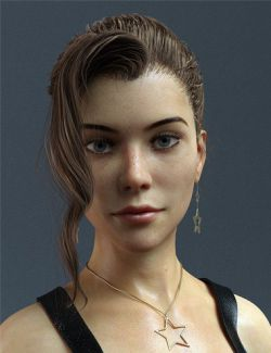 Myrna HD for Genesis 8 Female