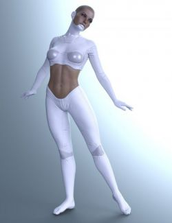 X-Fashion Cyber Model Outfit for Genesis 8 Female(s)