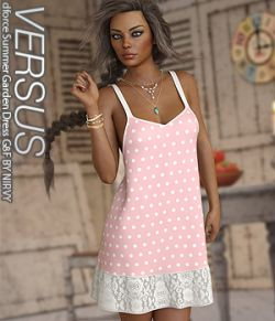 VERSUS - dforce Summer Garden Dress G8F