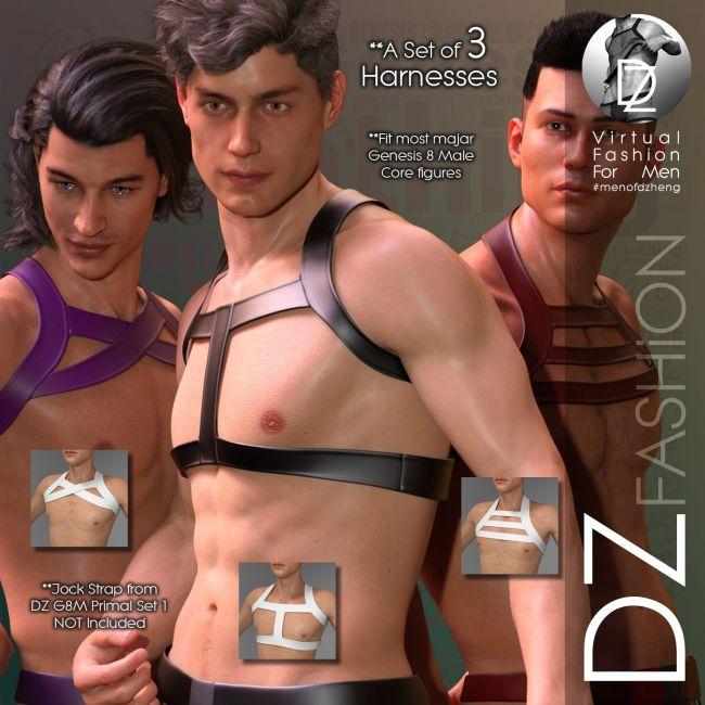 DZ G8M Primal - Harness Collection 1