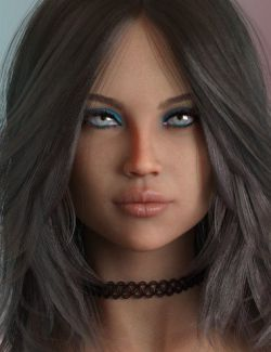 Mafalda HD for Genesis 8 Female