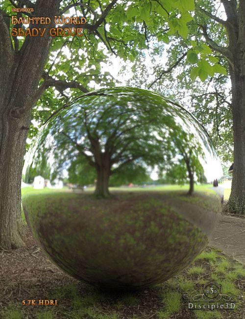 Greybro's Haunted World - Shady Grove HDRI