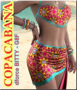 COPACABANA - Bitty-Outfit