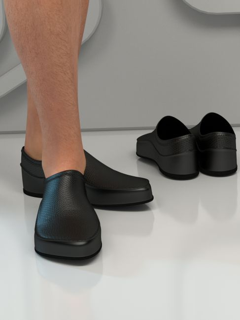 L'HOMME LOAFERS