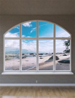 BeachScapes Backdrops Volume 1