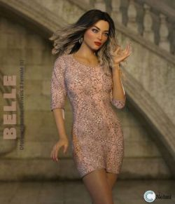 Belle Dress G8F