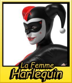 La Femme Harlequin