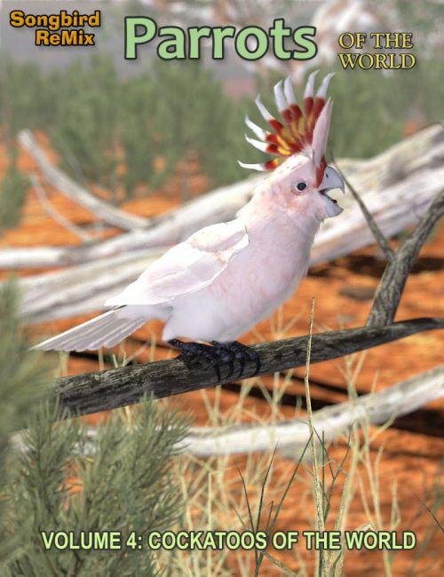 SBRM Parrots Vol 4 - Cockatoos of the World