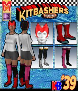Kitbashers 039 MMG3F