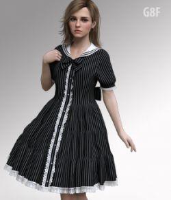 dForce G8FS Dress for G8F