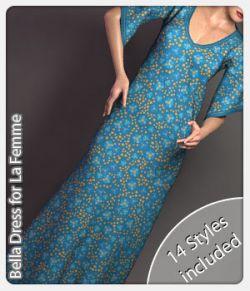 Bella Dress for La Femme